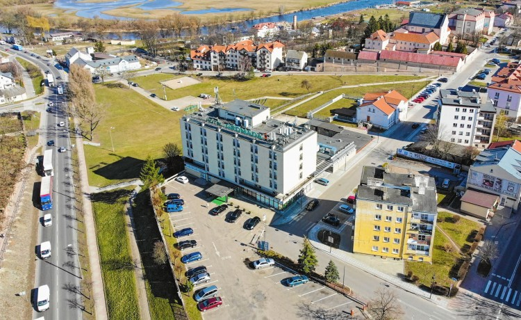 Hotel Gromada Łomża ***