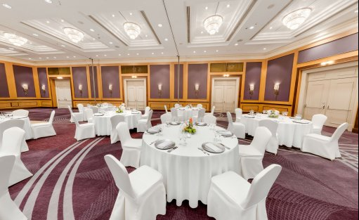 Hotel ***** Sheraton Warsaw Hotel / 3
