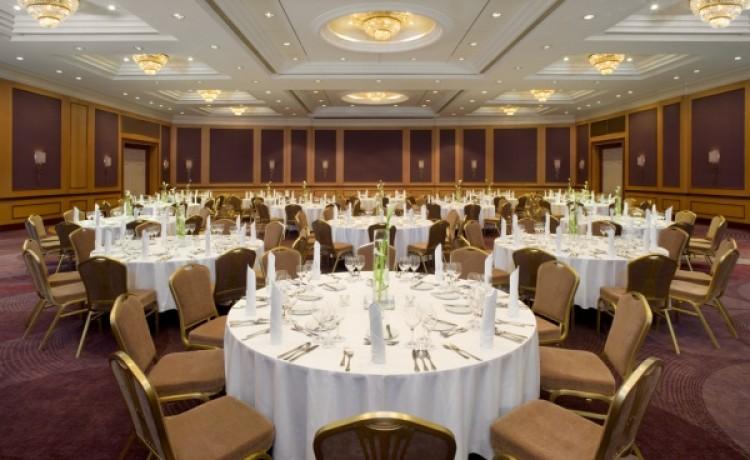 zdjęcie sali konferencyjnej, Sheraton Warsaw Hotel, Warszawa