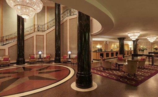 Hotel ***** Sheraton Warsaw Hotel / 1