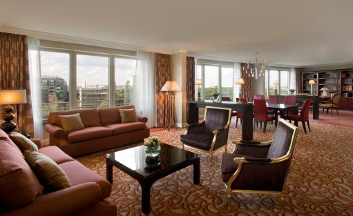 Hotel ***** Sheraton Warsaw Hotel / 19