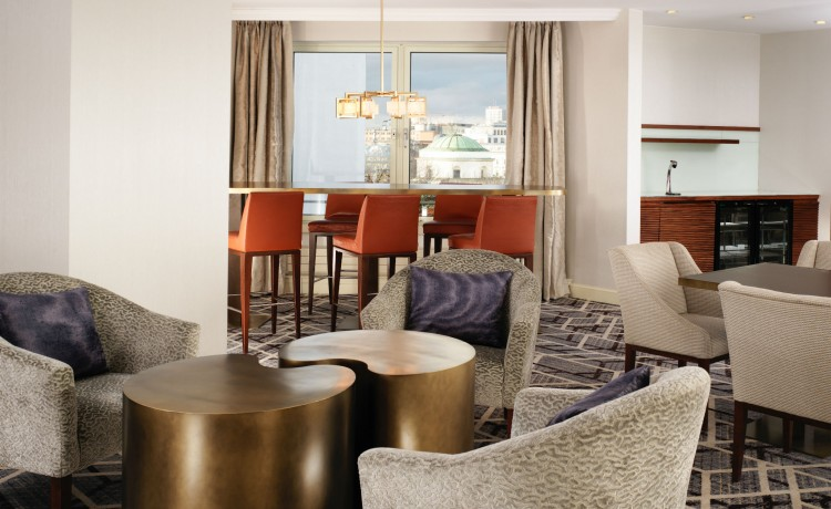 Hotel ***** Sheraton Grand Warsaw / 11