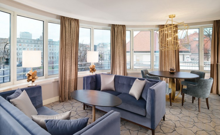 Hotel ***** Sheraton Grand Warsaw / 8