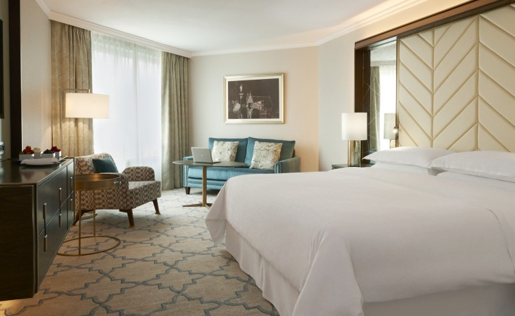 Hotel ***** Sheraton Grand Warsaw / 16