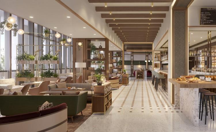 Hotel ***** Sheraton Grand Warsaw / 18