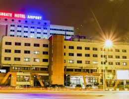 Sangate Hotel Airport ***