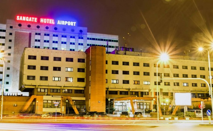 Sangate Hotel Airport ***