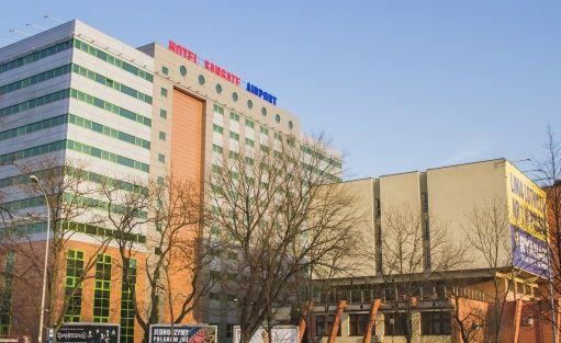 Warszawa Sangate Hotel Airport