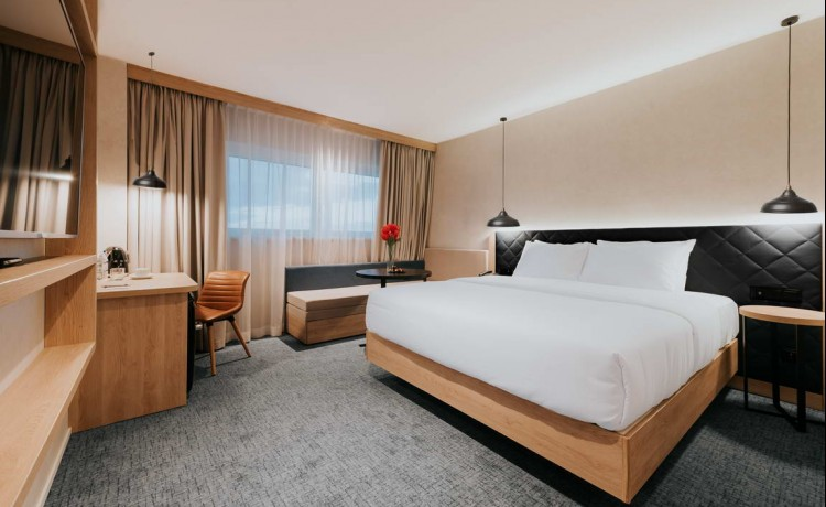 Hotel *** Sangate Hotel Airport *** / 0
