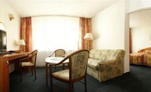 zdjęcie pokoju, Hotel Gromada Lotnisko ***, Warszawa