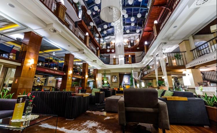 Hotel **** Grand Hotel Boutique Rzeszów **** / 1