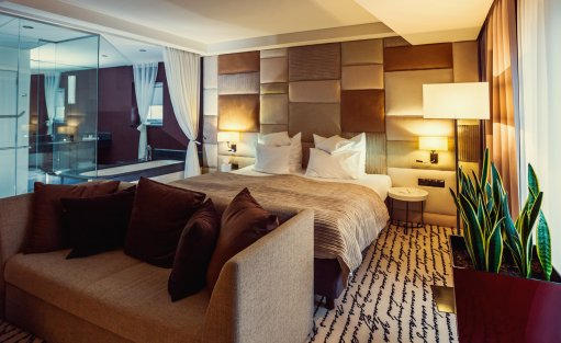Hotel **** Grand Hotel Boutique Rzeszów **** / 14