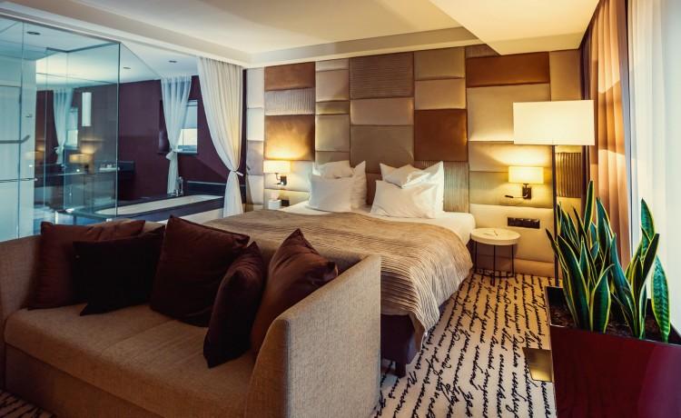 Hotel **** Grand Hotel Boutique Rzeszów **** / 14