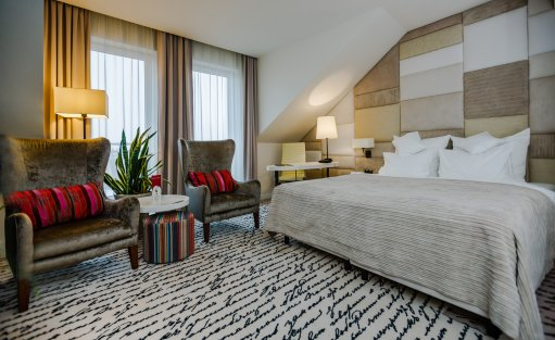 Hotel **** Grand Hotel Boutique Rzeszów **** / 15
