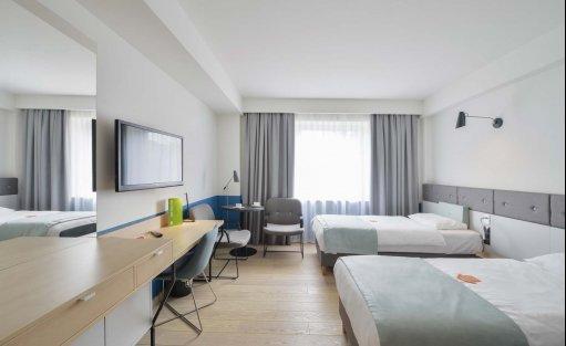 Hotel **** Scandic Gdańsk / 8