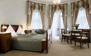 zdjęcie pokoju, Pałac Paulinum, Jelenia Góra