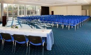 zdjęcie sali konferencyjnej, Amber Baltic Hotel Międzyzdroje, Międzyzdroje