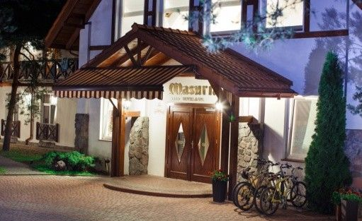Hotel **** Masuria Hotel & SPA / 1
