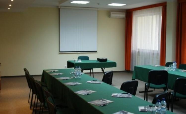 zdjęcie sali konferencyjnej, Hotel BIały, Witkowo