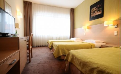 zdjęcie pokoju, Hotel Oliwski, Gdańsk