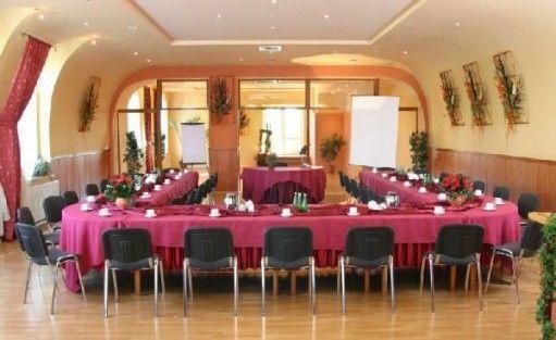 """zdjęcie sali konferencyjnej, Hotel Restauracja """"SAGA"""", Zamość"""