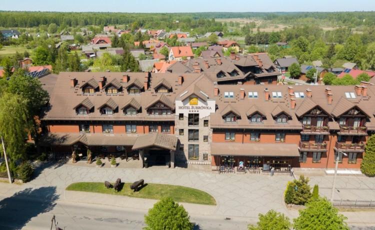 Hotel **** Hotel Żubrówka **** Białowieża / 1