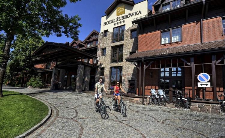 Hotel **** Hotel Żubrówka **** Białowieża / 3