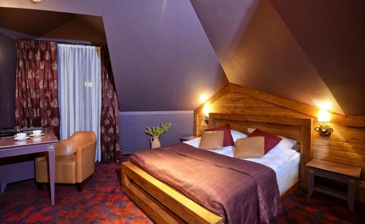 Hotel **** Hotel Żubrówka **** Białowieża / 11