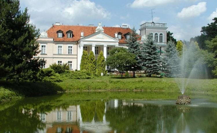 zdjęcie obiektu, Pałac Gębice, Pępowo