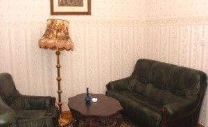 zdjęcie pokoju, Pałac Gębice, Pępowo