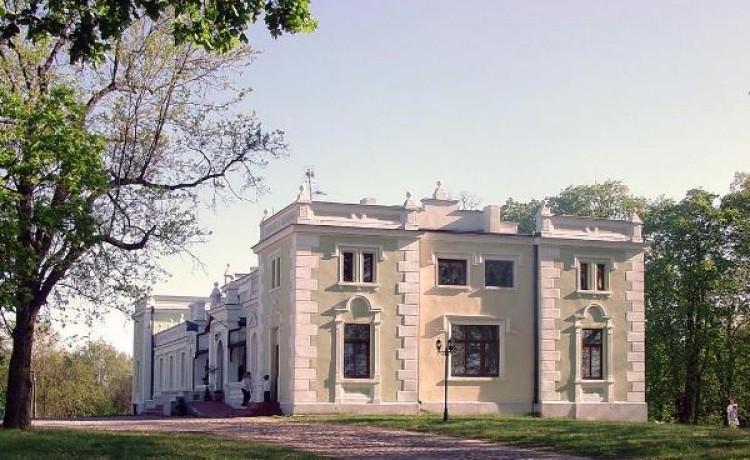 zdjęcie obiektu, Pałacyk w Lisewie, Skulsk