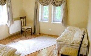 zdjęcie pokoju, Pałacyk w Lisewie, Skulsk