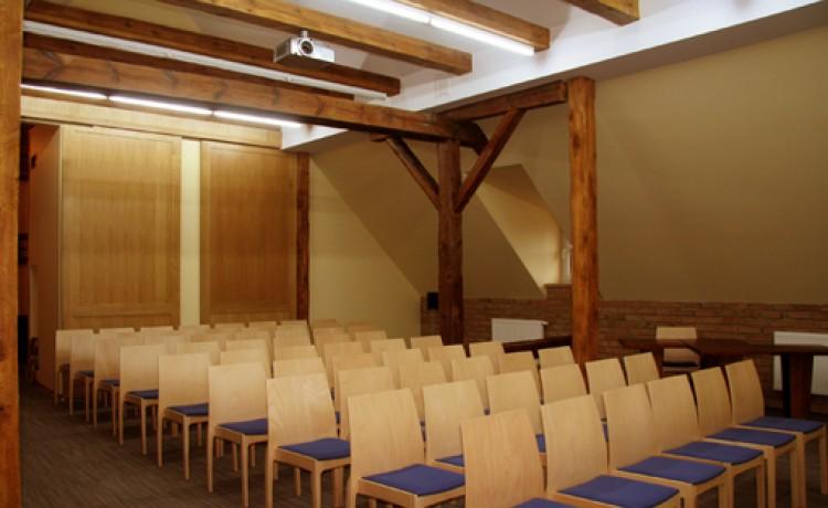 zdjęcie sali konferencyjnej, Parkhotel Rosana, Nowe Miasto nad Wartą