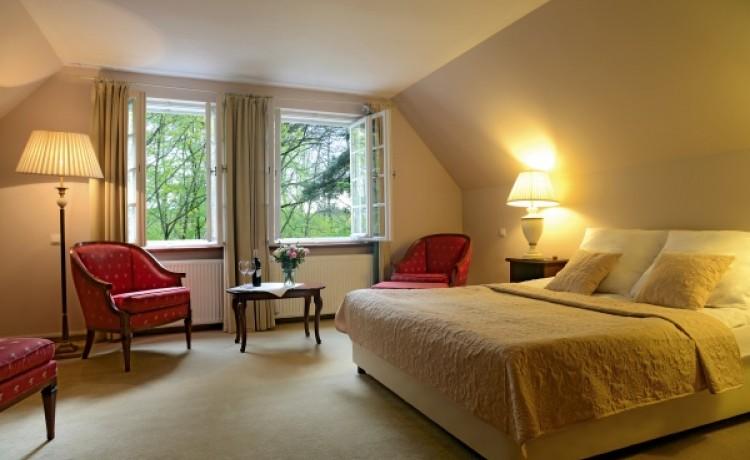 zdjęcie pokoju, Hotel Smolarnia, Trzcianka