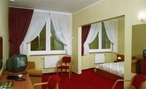zdjęcie pokoju, Hotel Bismarck, Bytów