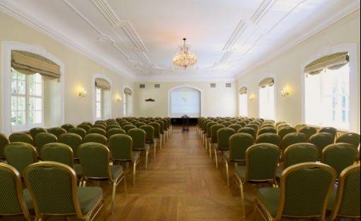 zdjęcie sali konferencyjnej, Hotel Zamek Na Skale ****, Lądek Zdrój