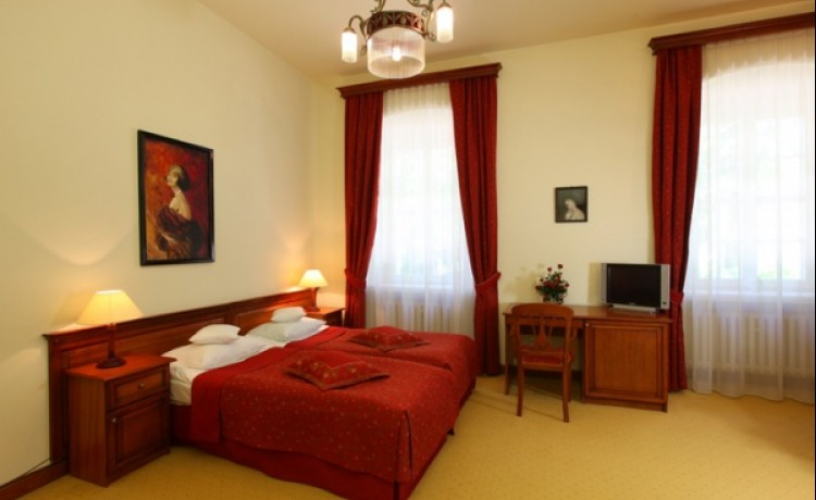 zdjęcie pokoju, Hotel Zamek Na Skale ****, Lądek Zdrój