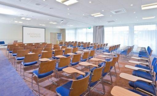 zdjęcie sali konferencyjnej, Novotel Poznań Malta, Poznań