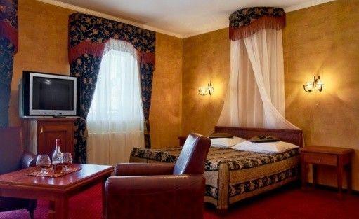 zdjęcie pokoju, Dwór Czarneckiego, Choroszcz