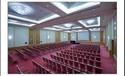 zdjęcie sali konferencyjnej, Radisson BLU Centrum Hotel, Warszawa
