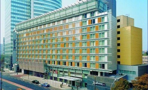zdjęcie obiektu, Radisson BLU Centrum Hotel, Warszawa