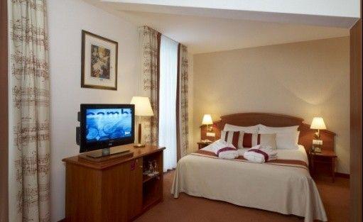zdjęcie pokoju, Hotel Mercure Poznań Centrum, Poznań