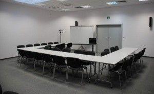 zdjęcie sali konferencyjnej, Inkubator Technologiczny ARTERION (sala konferencyjne), Łódź