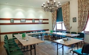 zdjęcie sali konferencyjnej, Hotel Prezydent w Spale, Spała