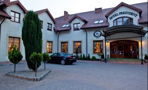 zdjęcie obiektu, Hotel Prezydent w Spale, Spała