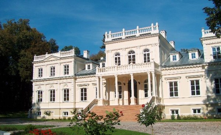 zdjęcie obiektu, Pałac Chojnata, Biała Rawska