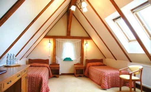 zdjęcie pokoju, Hotel Srebrny Dzwon * * *, Kadyny k/Elbląga