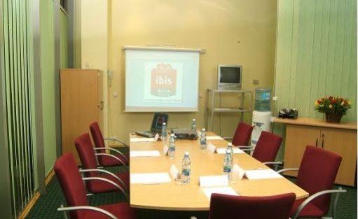 zdjęcie sali konferencyjnej, Ibis Warszawa Centrum, Warszawa
