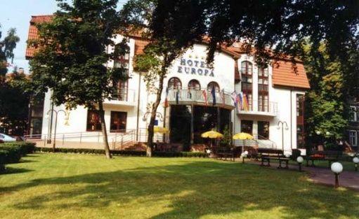 zdjęcie obiektu, Hotel Europa ***, Sopot