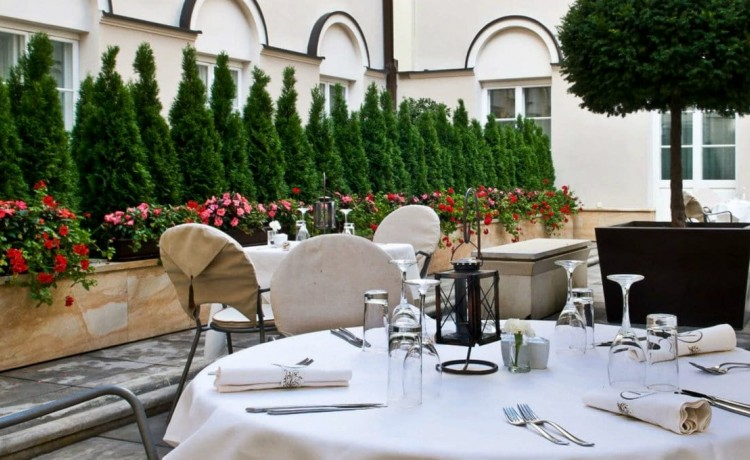 Hotel ***** Hotel Mamaison Le Regina Warsaw / 16